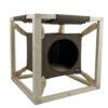 500px_40327 QUAPAS! Cat Cube M Hammock, Olive-3