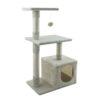 500px_44501 Cat sratcher Belle beige 50x30x80cm-2