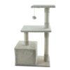 500px_44501 Cat sratcher Belle beige 50x30x80cm-4